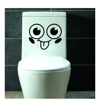 Glad toiletsmiley
